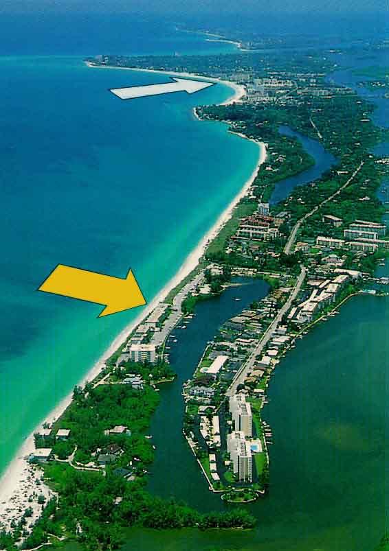 Turtle Beach On Siesta Key Florida